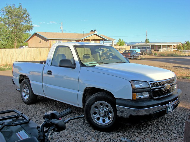 arizona chevrolet truck north pickup 2006 chevy silverado hdr v8