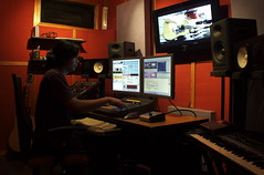 Recording Studio Service. Music and Audio Production, editing, design, mastering, mixing