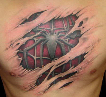 Awesome Looking - 3D Tattoos | Design Swan