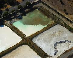 7650 Pond Pattern (SBA John Wiley) Tags: aerialphoto santabarbaracounty lompocca saltevaporationpond