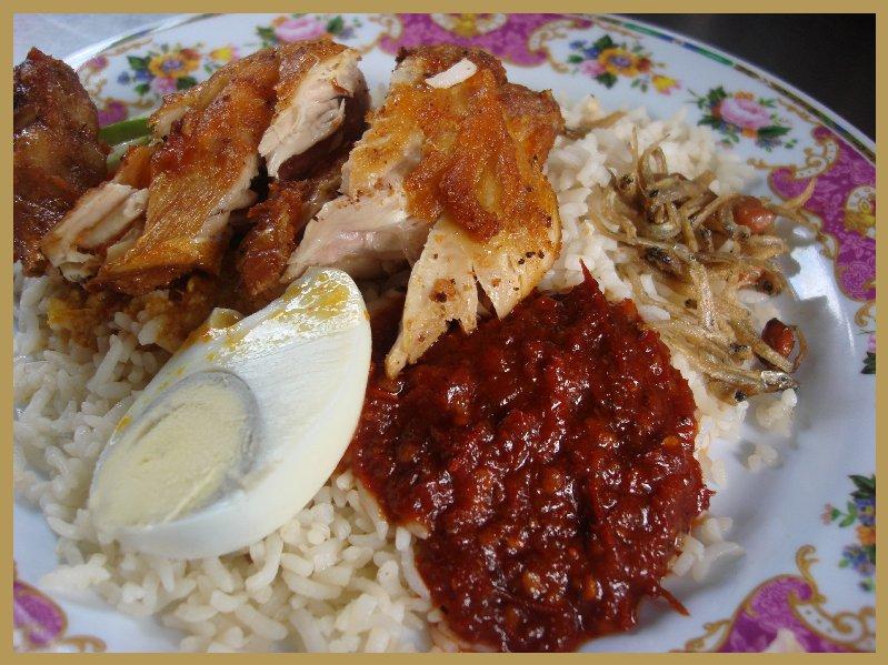nasi beringin - yummy!