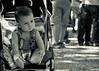 Concentrado (MIRANDA, Bruno) Tags: bw baby garoto pb pará belém republicsquare praçadarepública brunomiranda