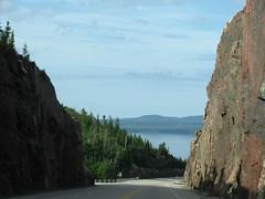 Lake Superior, near Terrace Bay, Ontario, Canada