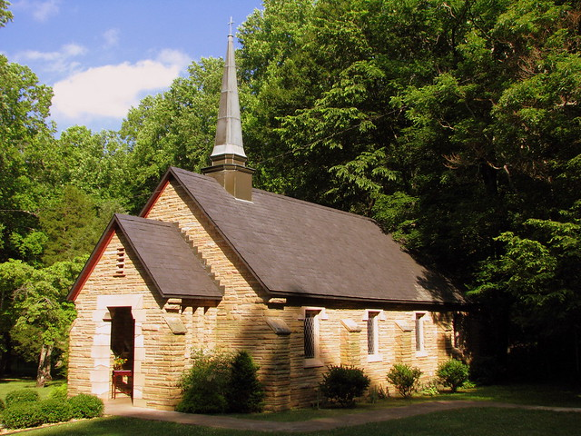 Birthplace of a Denomination 1: Birthplace Shrine Chapel