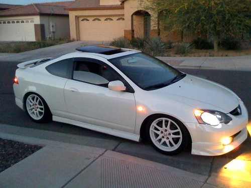 Picture Request Rsx On Skunk Lowering Springs HondaTech Honda - Acura rsx lowering springs