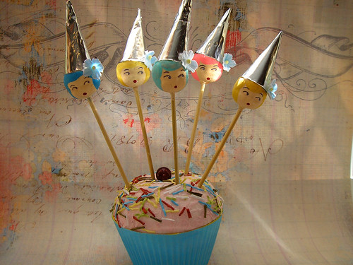 Charlotte Cupcake Picks! 3