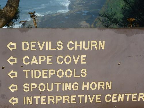 devil's churn!