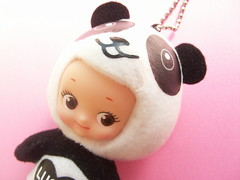 Kawaii Cosplaying Kewpie Lucky Panda Keychain Mascot Japan (Kawaii Japan) Tags: blackandwhite baby cute smile smiling animal mobile japan shopping asian toy happy japanese store costume nice keychain keyring key doll panda pretty phone little cosplay small adorable cell mini goods ring plush mascot chain collection stuff kawaii plushie strap collectible lovely cuteness goodies item collector kewpie phonestrap ballchain kewpiedoll bagcharm japanesestore cawaii japaneseshop roseoneill cosplaying kawaiishopping kawaiijapan luckypanda roseoneillkewpie kawaiishop kawaiishopjapan