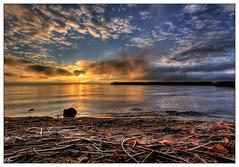 Pigeon Lake Sunrise (Artvet) Tags: 1001nights natureslight