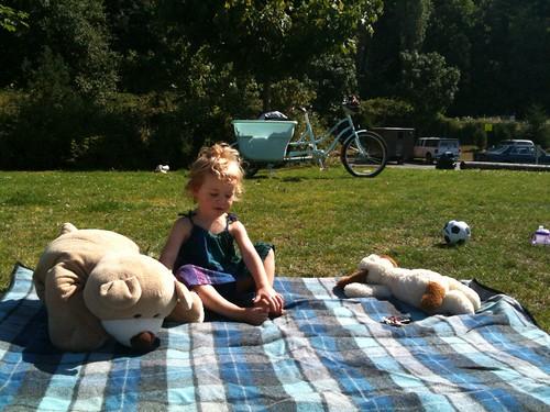 MADSEN picnic