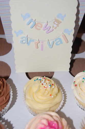 New arrival cupcakes!