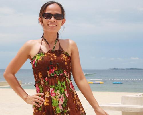 Mactan beach