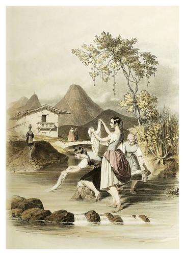 002- Las Lavanderas 1839-Copyright 2009 álbum SIGLO XIX. Diputación Foral de Gipuzkoa