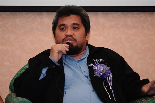 Bekas Pengarah Radio IKIM ahli panel ceramah PASTI di Seremban !