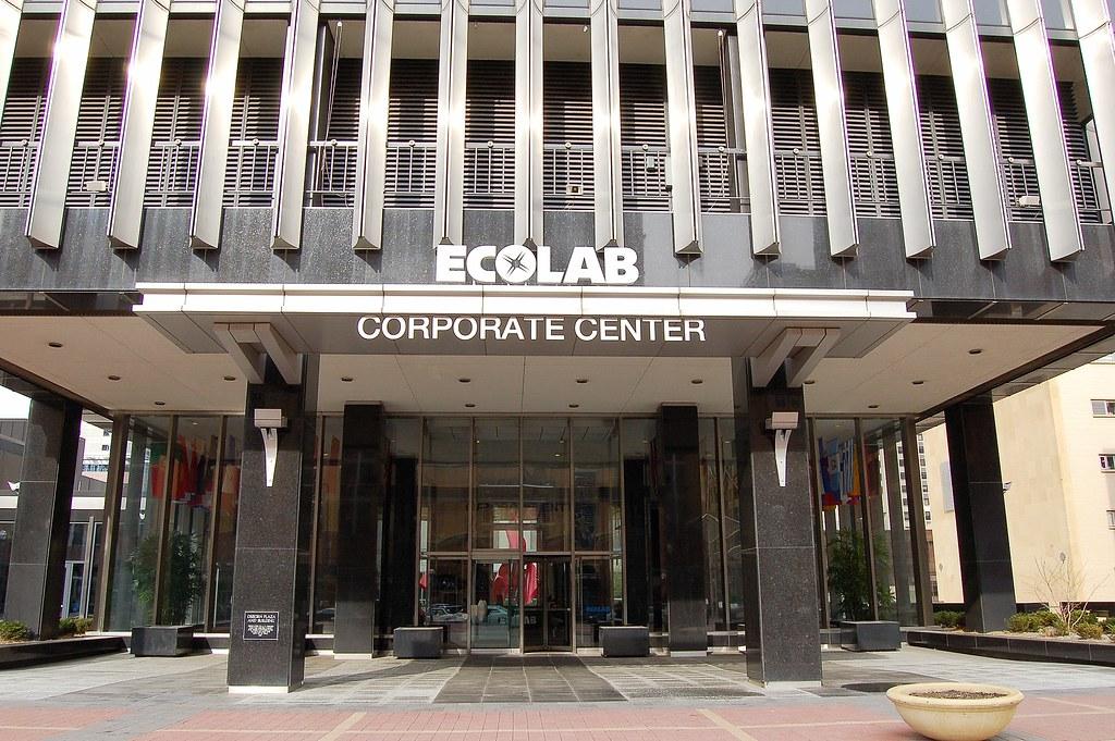 Ecolab, Corporate Center, Minnesota, St. Paul