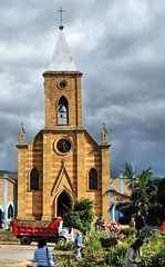 Raquira church (Keith.Fulton) Tags: colombia fs raquira keithfulton krfulton krfultonphotography fultonimages fultonphotography