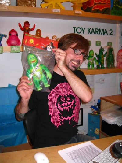 Toy Karma 2 Show Rotofugi