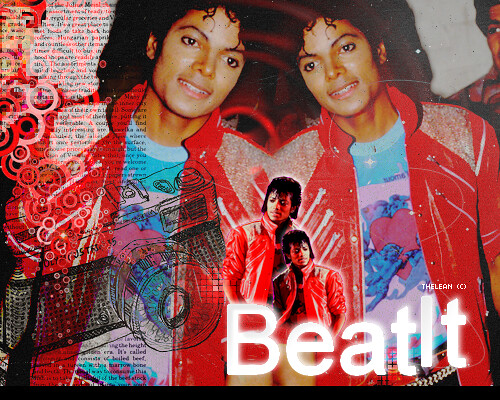 Beat It - Michael Jackson by TheLean.