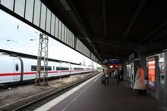 Interrail, bilhete comboio pela Europa