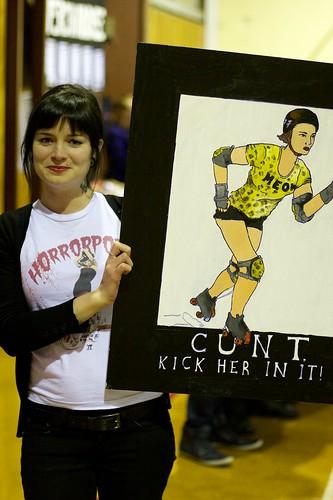 Kick Her In It