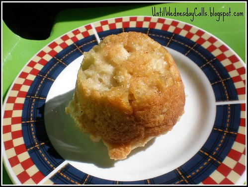 Apple & Honey Upside Down Muffins