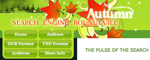 Autumn at Search Engine Roundtable