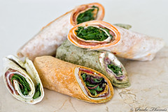Andaluca Wraps (gapey) Tags: seattle food photography sandwich workshop wraps rainierbrewery andaluca loumanna foodsnap kerenbrownmedia