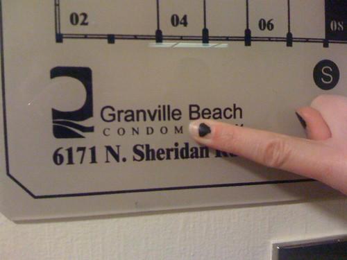 Granville Beach Condom