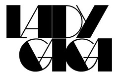 Lady Gaga (daylight444) Tags: original typography fonts typeface