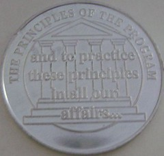 AA Medal 12 principles