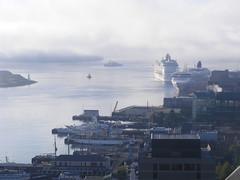 Cruise Ships - September 2009