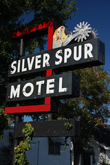 20090927 Silver Spur Motel