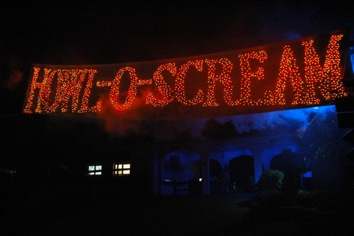 Busch Gardens Halloween Williamsburg