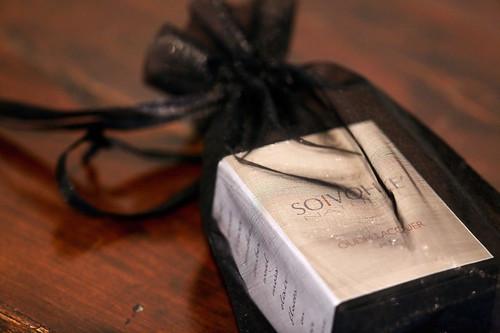 Liz Zorn Perfumes: Oudh Lacquer