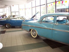 1956 Imperial at Car Dealership (marcovitafinzi1) Tags: imperial 1956 chrysler