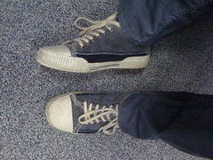 Please recommend give me a URL to an image that would be cool for a button for my shoes. Tnx.