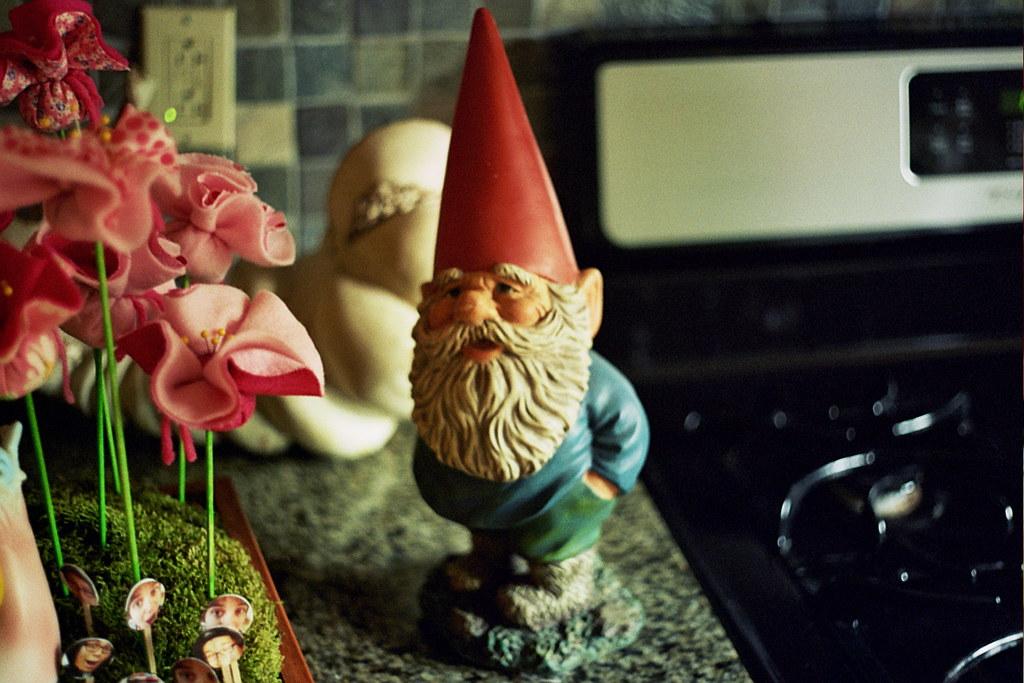 gnome it isn't