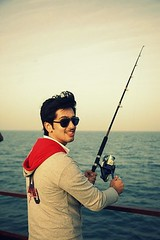 (`Gaidz) Tags: sea fishing 7amad alkhater
