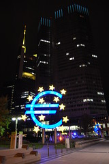 european central bank (pguedes) Tags: germany european euro frankfurt central bank zentralbank europische