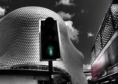 No 50 Bus passing Selfridges at the Bullring Birmingham (Hotpix [LRPS] Hanx for 1.5M Views) Tags: street camera city uk light red england urban bw white abstract black west color colour building bus green slr english public buses monochrome architecture club buildings photography mono interesting warrington birmingham europe cityscape place traffic britain district transport group places smith photographic bull colores double tony ring lane gb dslr 50 moor society hdr highdynamicrange built bullring moseley birminghamuk bellhouse midlands tdk decker buslane hotpix tonysmith selctive gyca tdktony hotpixuk wwwthewdccorguk thewdccorguk wdccorguk bellhouseclub tonysmithhotpix