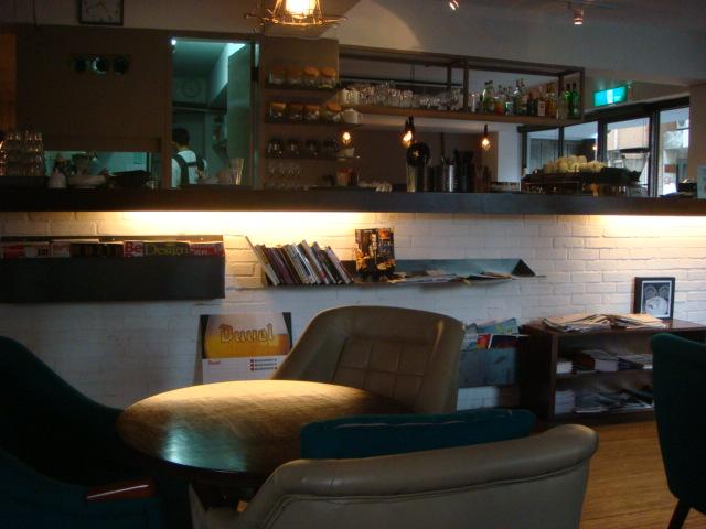 Cafe Bastille I 2