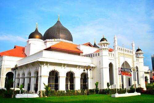 Kapitan Kling Mosque 5