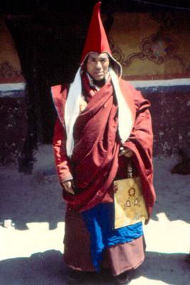 Chyodi Monk, Lo Manthang