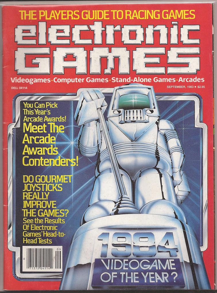 Electronic Games Magazine #19 September 1983
