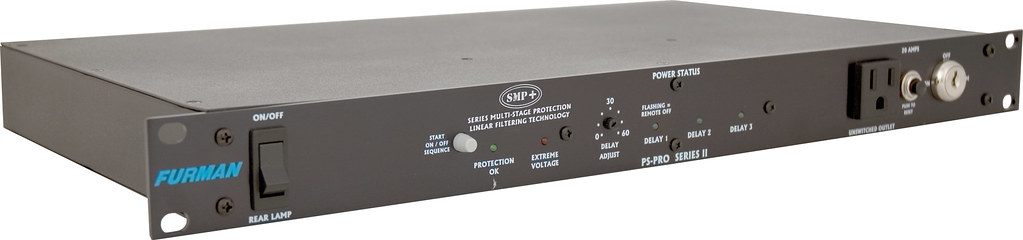 PS-PRO II Power Conditioner/Sequencer