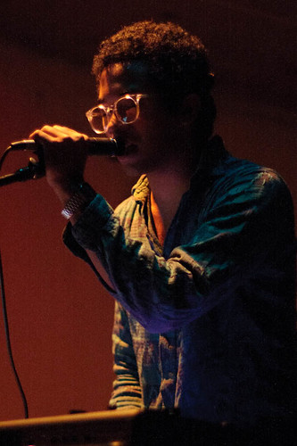 Live Review / Photos: Islands, Jemina Pearl, Toro Y Moi @ the G-Spot (2009.11.02)