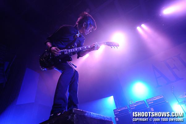 Concert Photos: AFI