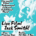 Live Film! Jack Smith!_timetable