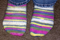 Take-a-long Socks