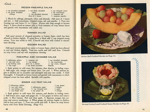 The New Art cookbook, 1934: recipes